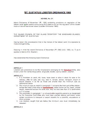 Screen Shot C1-Statia-LobsterOrdinance-AB1966-01 2012-10-09 at 12.11.09 PM