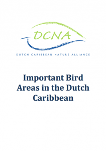 Dutch Caribbean IBAs