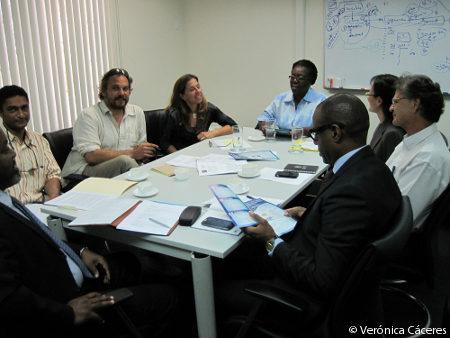 curacao_meeting_Secretary Environment