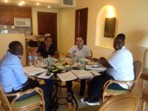 Book keeping workshop group