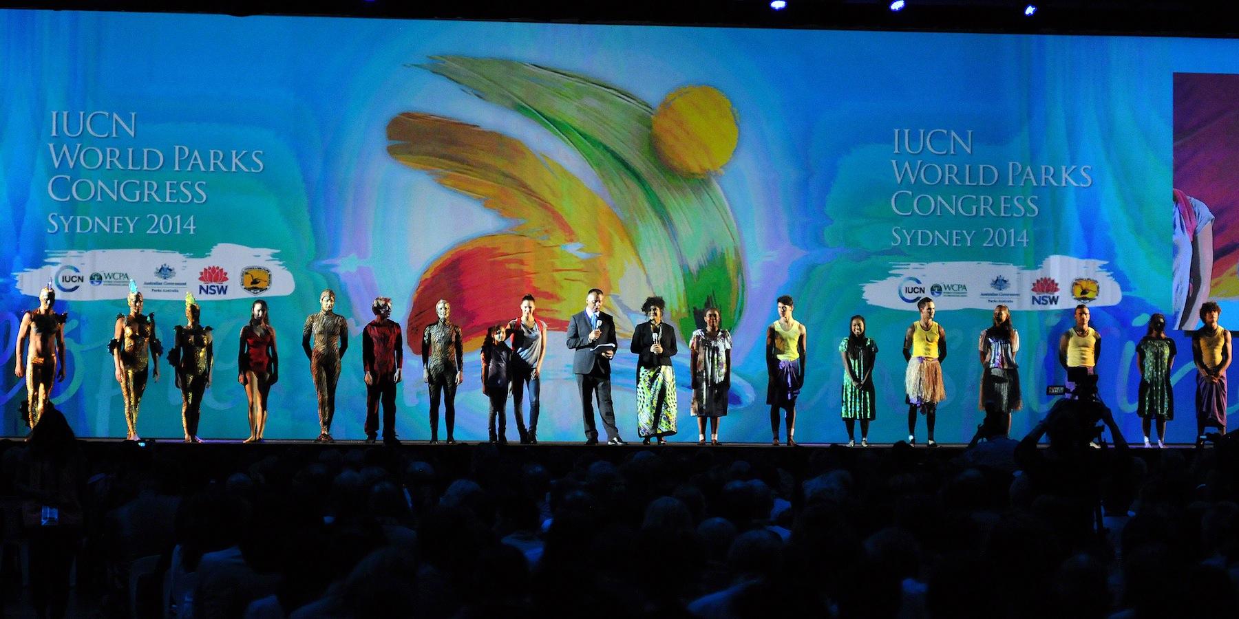 WPC opening ceremony