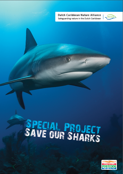 Save our Sharks cover