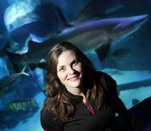 Irene@London Aquarium